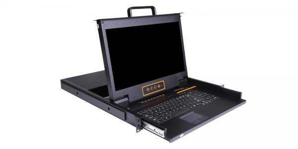 "17.3"" 16 port LCD KVM Console HD 1080P - XW1716"