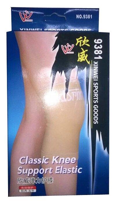 Băng bảo vệ đầu gối Xinwei 9381