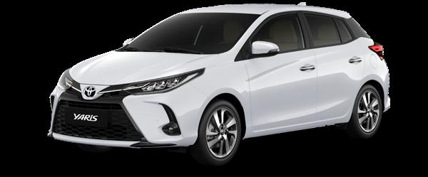 Toyota Yaris G (CVT)