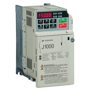 Sửa Biến tần Yaskawa J1000 CIMR-JT2A0002BAA 200V 0.2KW, Biến tần Yaskawa  J1000