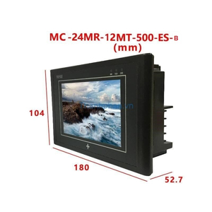 Màn hình YK HMI kết hợp PLC Delta ES 24MR 12MT 500ES-B
