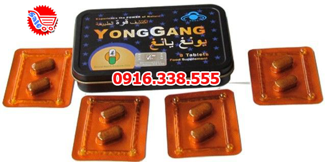 Thuốc Vĩnh Cương bổ thận YongGang  5