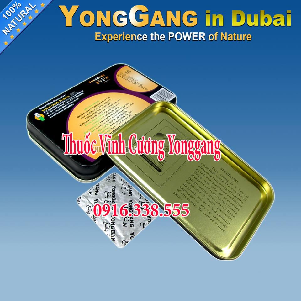 Thuốc Vĩnh Cương Yong Gang MUA O DAU