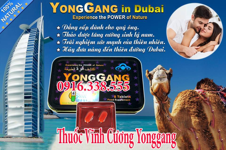 Thuốc Vĩnh Cương Yong Gang IN DUBAI
