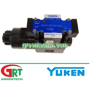 Yuken DSG-01-2B3B D24V-51T   Van điện từ Yuken DSG-01-2B3B D24V-51T   Soleinoid Valve