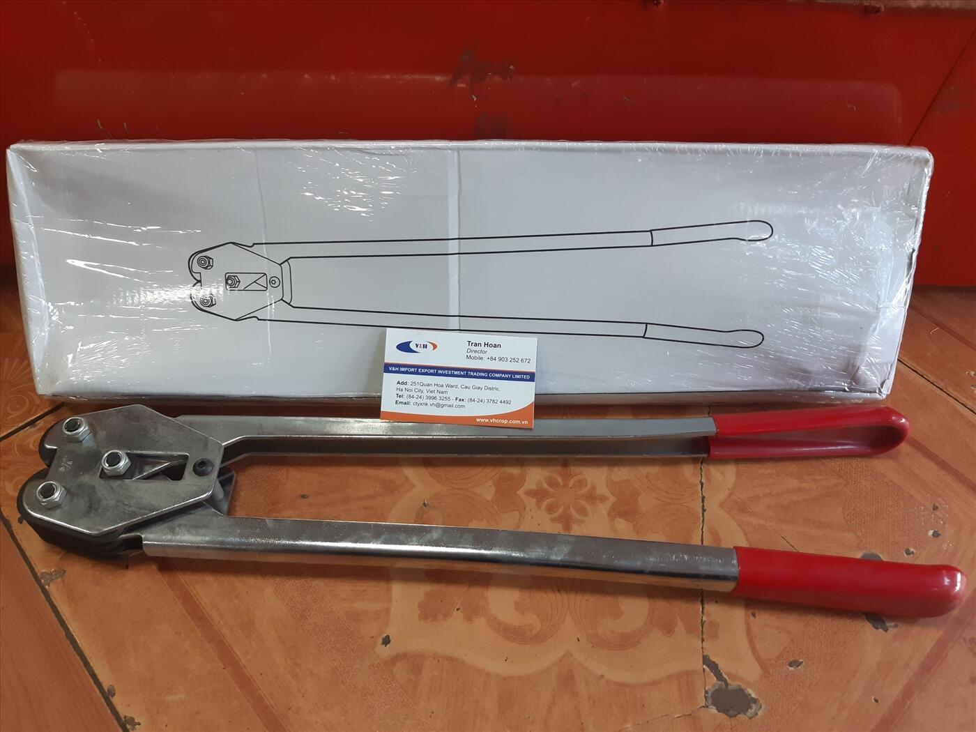 Dụng cụ kẹp đai nhựa C310