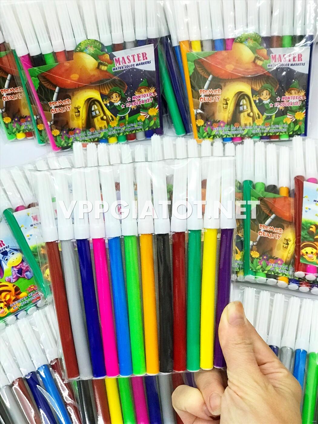 Bút dạ màu