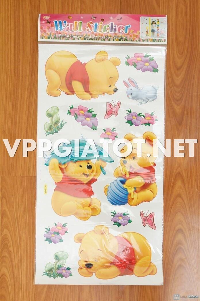 Sticker dán phòng lớn