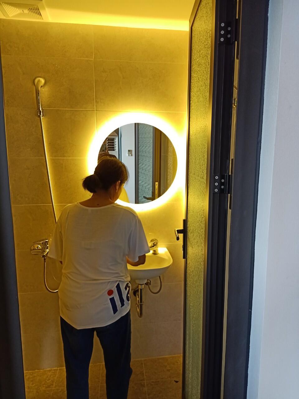 Gương đèn led