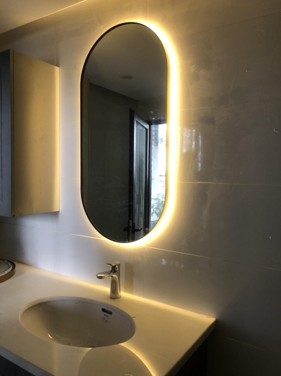 Gương phòng tắm