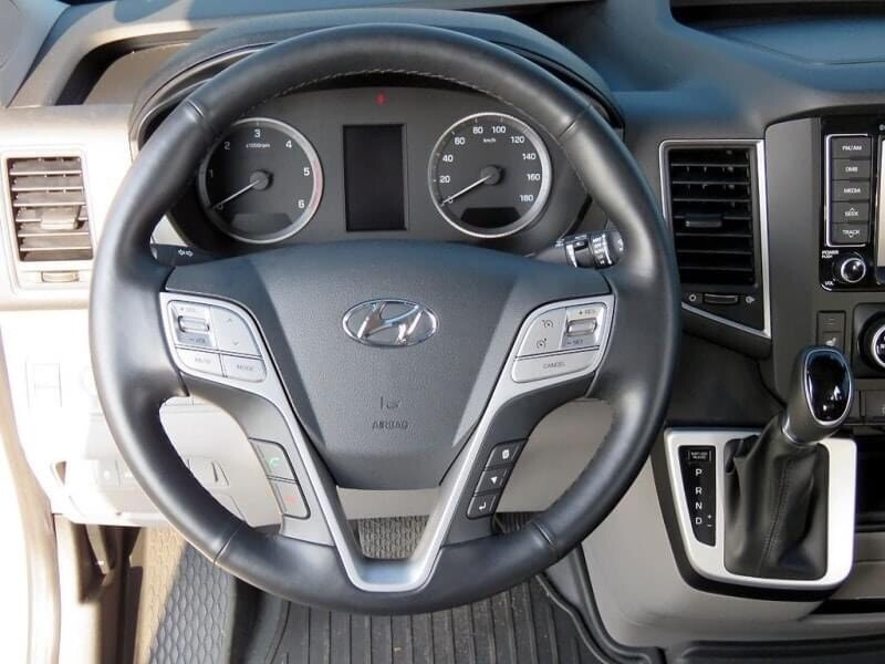 Hyundai Solati 2020