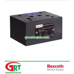 Z1S 10 | Rexroth | Van một chiều | Poppet check valve | Rexroth ViệtNam