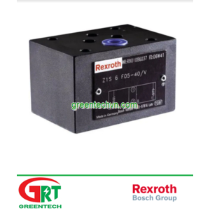 Z1S 6 | Rexroth | Van một chiều | Poppet check valve | Rexroth ViệtNam
