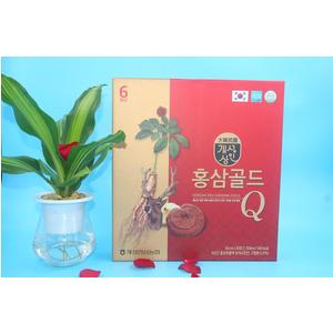Nước Hồng Sâm Nhung Huơu Hàn Quốc Gold Q