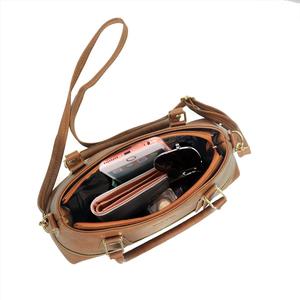 Túi xách nữ công sở thời trang CNT TX41 cao cấp Bò Đậm