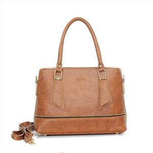 Túi xách nữ công sở thời trang CNT TX41 cao cấp Đen