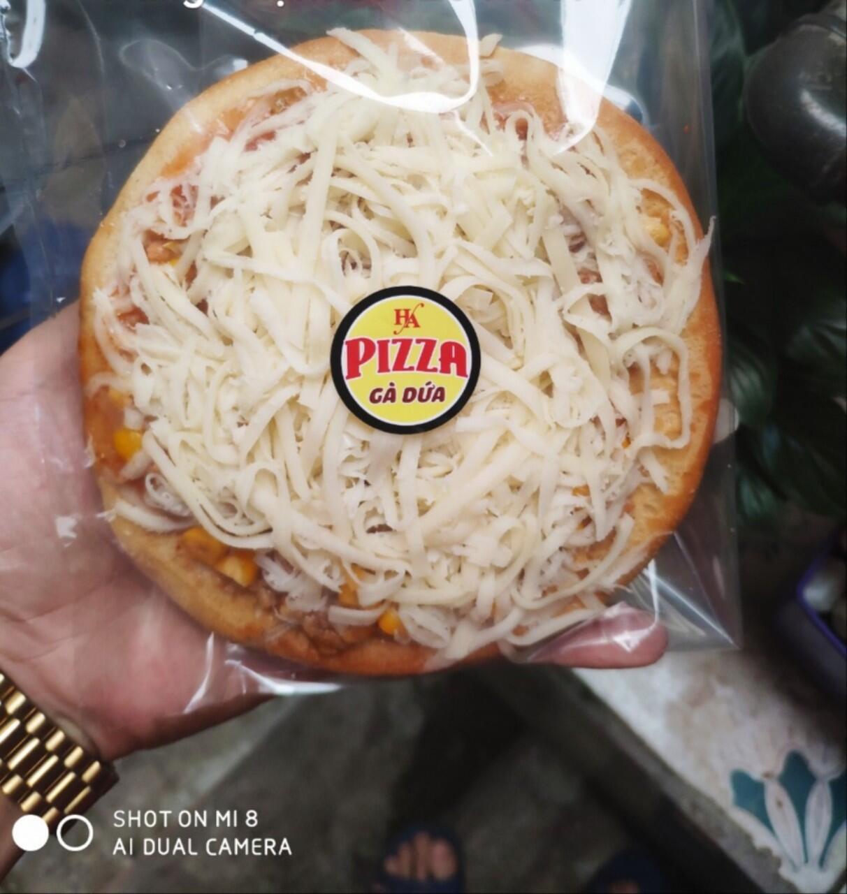 PIZZA MINI 120G