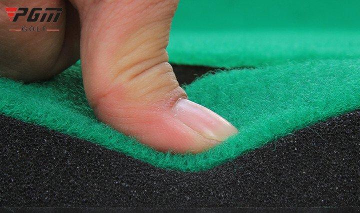 Thảm Big Foot - Thảm Tập Putting Golf Gọn Nhẹ Tiện Lợi, Dễ Dàng Di Chuyển, Cuộn Gọn