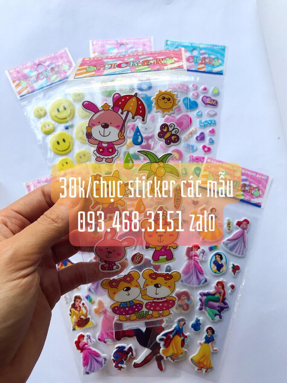 Sticker mini