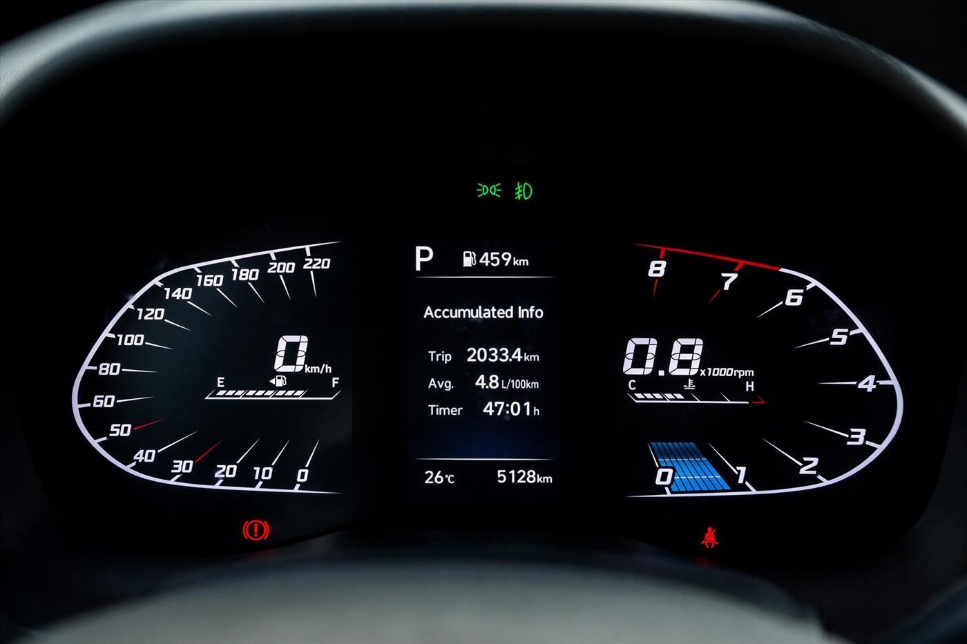 Hyundai Accent 1.4 AT Đặc Biệt - Hình 12
