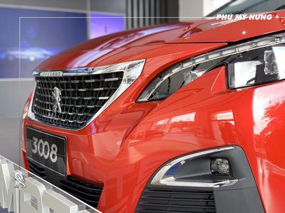 Peugeot 3008 All New 2021 - Đỏ LQV