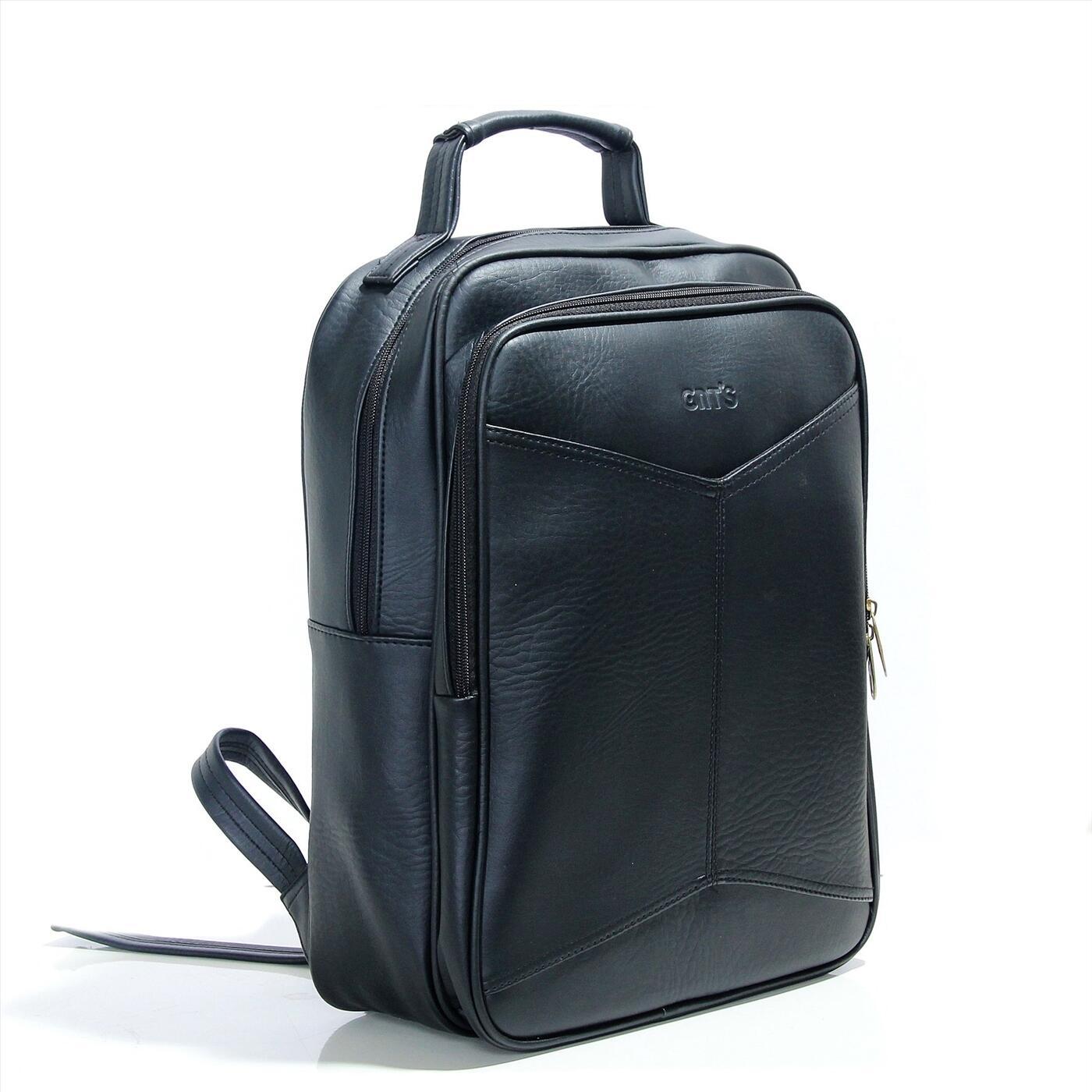 Balo đựng laptop unisex CNT BL58 thời trang-ĐEN