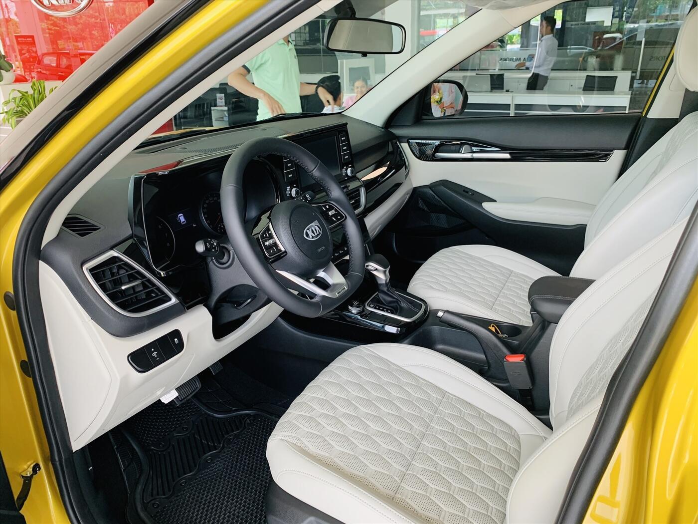 Kia Seltos 1.4 Turbo Luxury