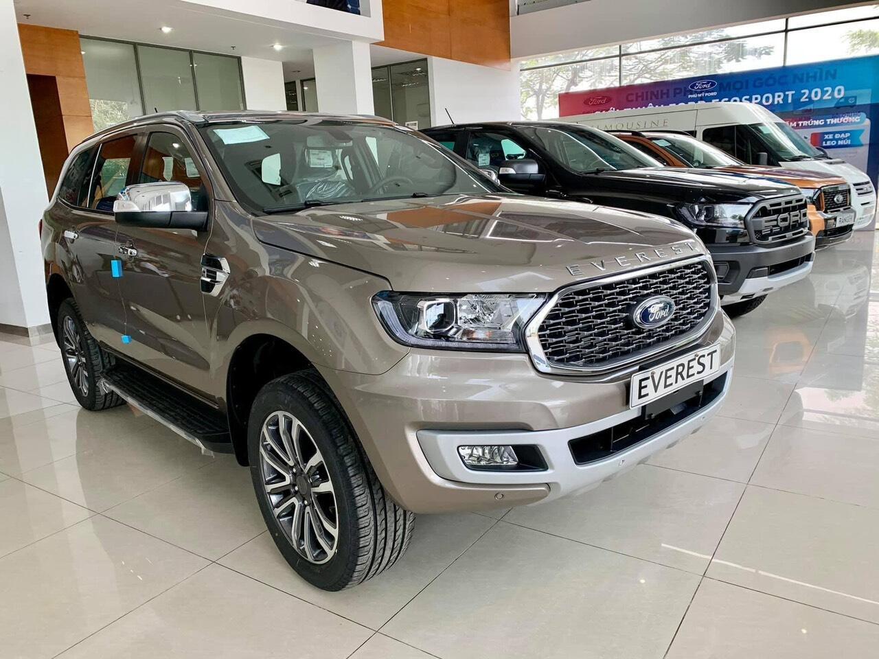 Ford Everest Titanium 2.0L 4x2