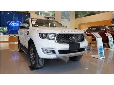 Ford Everest Titanium 2.0L 4x4
