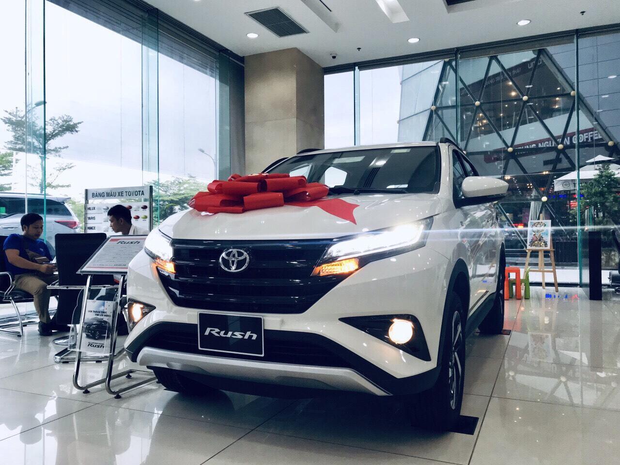 Toyota Rush S 1.5AT
