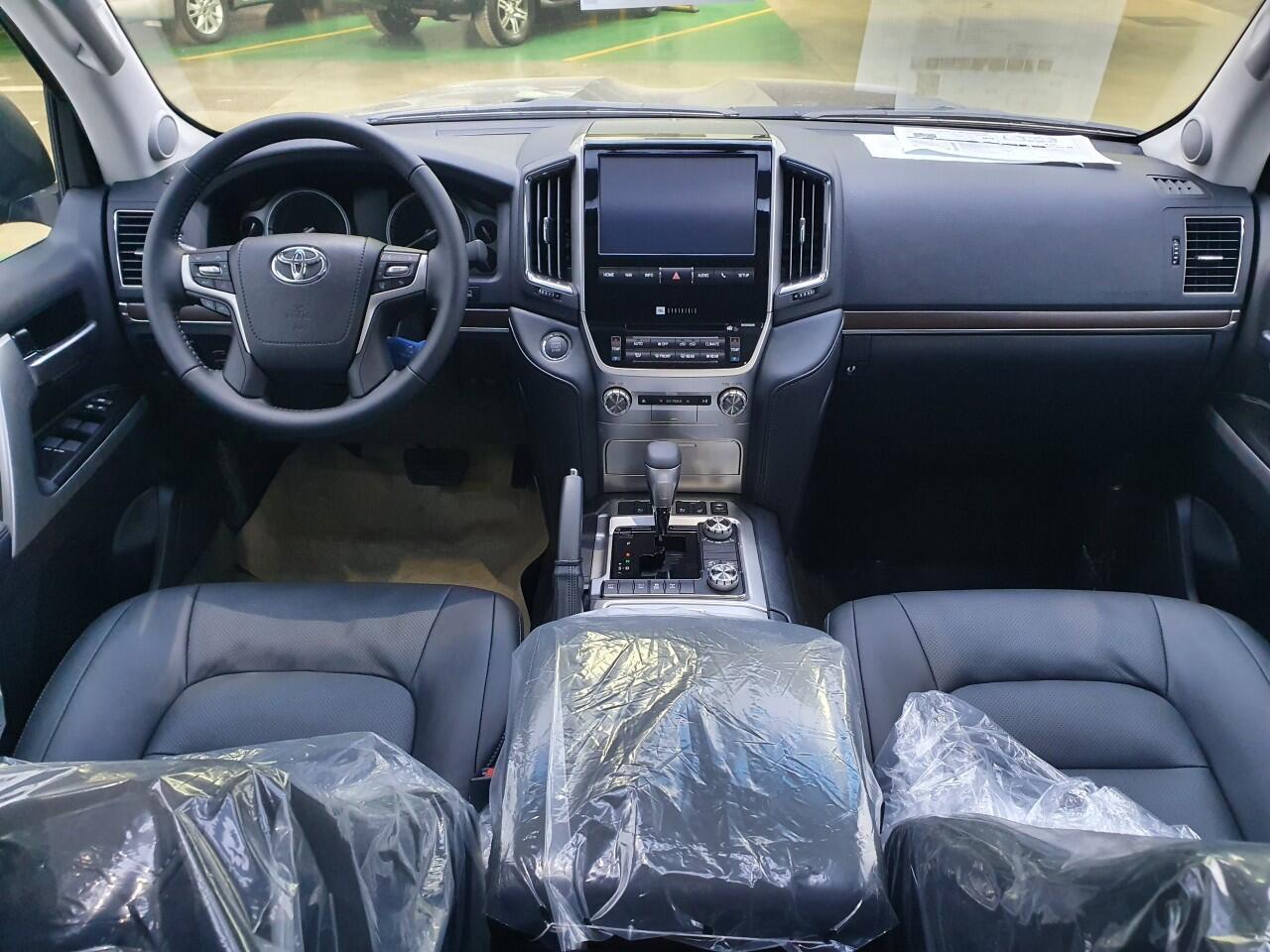 Toyota Land Cruiser VX