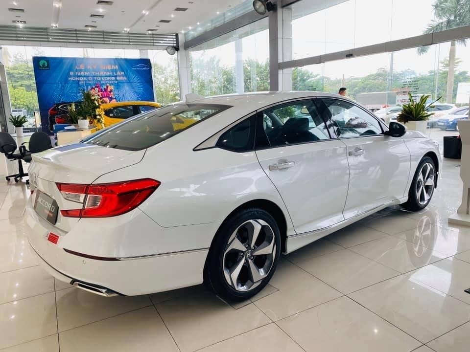 Honda Accord 1.5L (Trắng) Turbo 2021