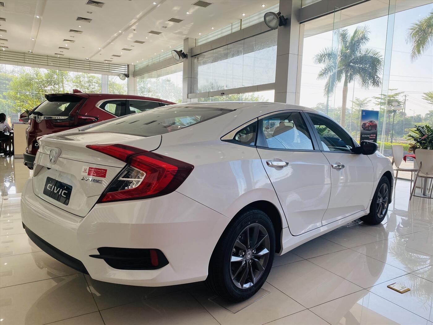 Honda Civic E 1.8L 2021