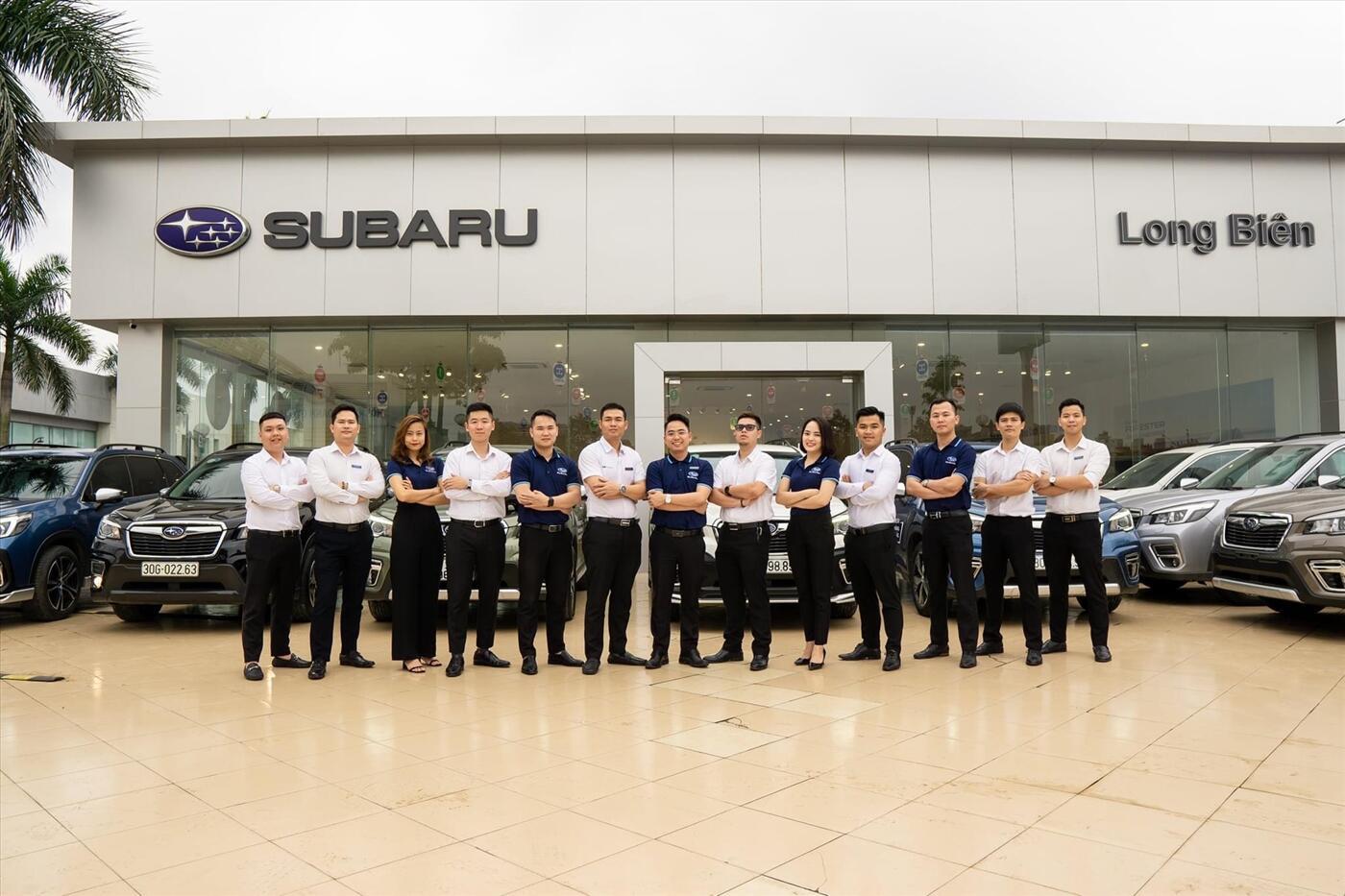 Subaru Long Biên