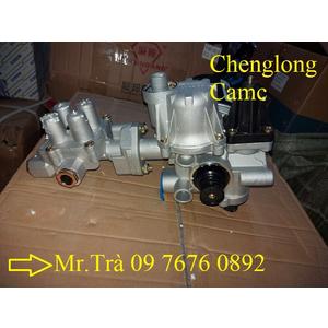Bầu sấy khí chenglong, camc, auman chính hãng wabco