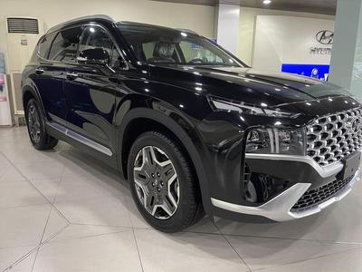 Hyundai Santa Fe 2.5 Xăng Đặc Biệt 2021