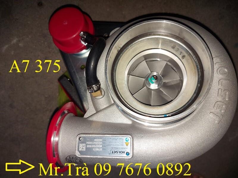 Tu bô tăng áp đầu kéo Howo A7 375 VG1034110054