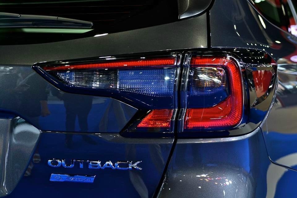 Outback 2.5 i-S Eyesight 2021