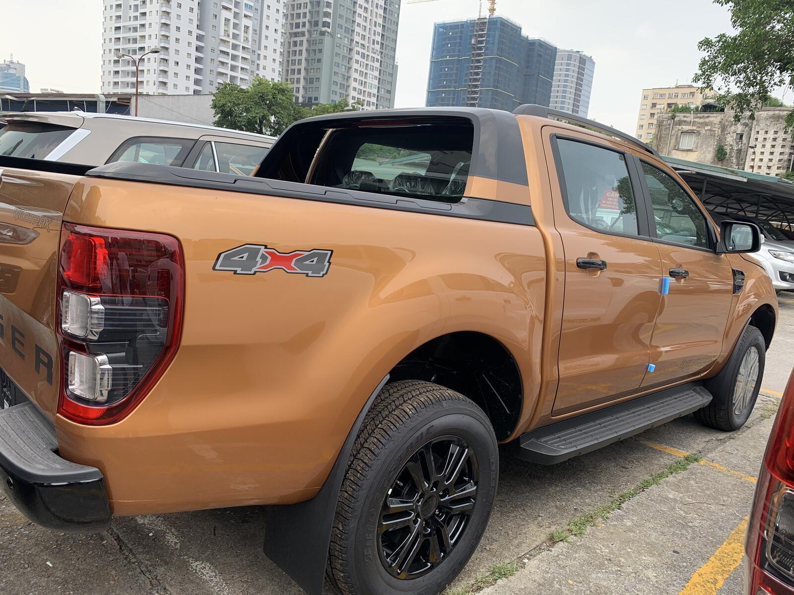 Ford Ranger Wildtrak 2.0L Bi-Turbo 4x4 AT