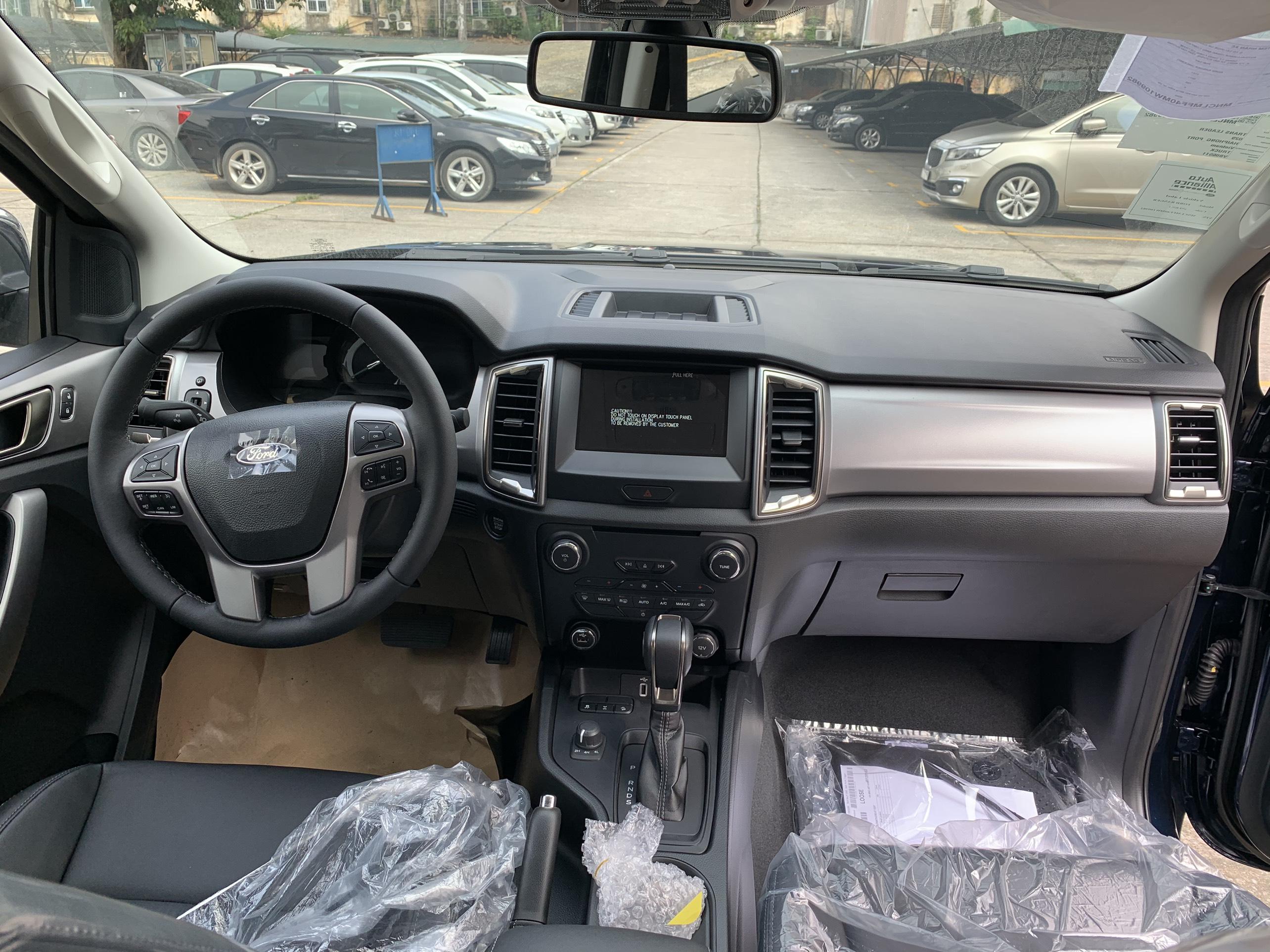 Ford Ranger LTD Limited 2.0L 4x4 AT