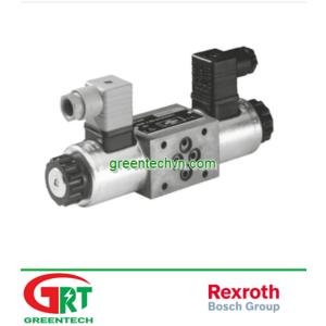 Z4WE 6 | Rexroth | Van điều khiển ống chỉ | Spool control valve | Rexroth ViệtNam