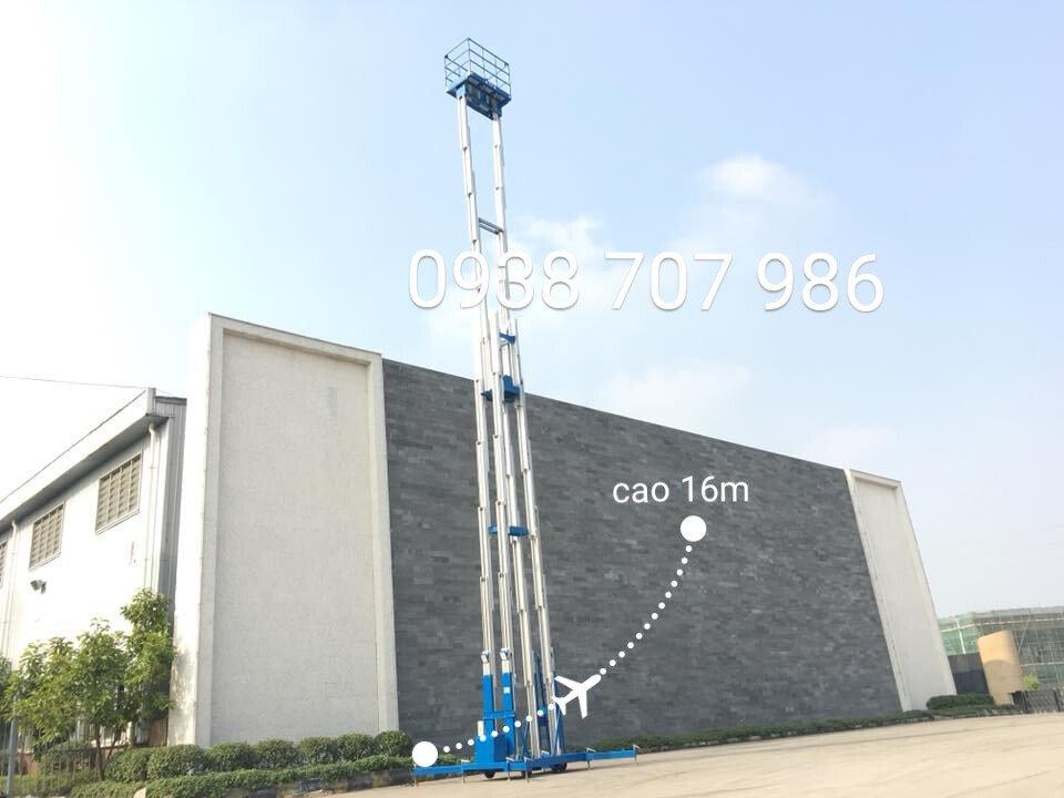 THANG NÂNG 200KG/CAO 14M