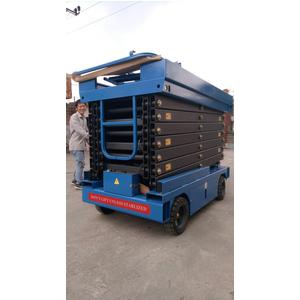 Thang nâng người, Xe thang nâng hàng 9m, 12m, 13m nhập khẩu