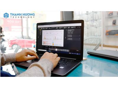 Máy trạm HP Zbook Studio 15 G3 Core i7 6820HQ | RAM 8GB | SSD 256GB | 15.6 Inch 4K LikeNew