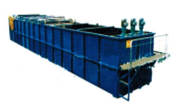 Máy Xử Lý Nước Thải Bằng Phương Pháp Sục Khí Kết Hợp Tạo Xoáy ZCF