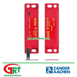 ZCode-LR RFID | Safety Switch ZCode-LR RFID | Công tắc cửa an toàn | Zander Vietnam