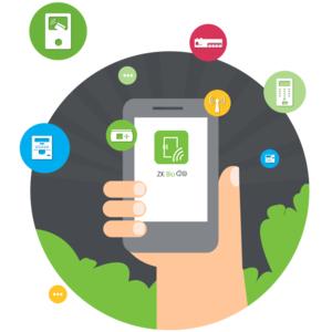 ZKBioGO, app for smartphone -- Ứng dụng cho điện thoại thông minh
