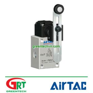 Airtac ZM3 | ZM3 | Công tắc hành trình khí nén ZM3 | Mechanically-operated valve | Airtac Việt Nam