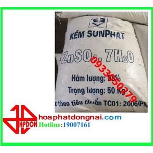 Kẽm sunfat kỹ thuật (ZnSO4.7H2O)