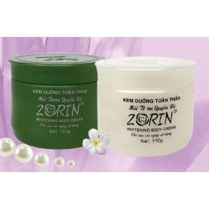 Zorin - Kem dưỡng toàn thân